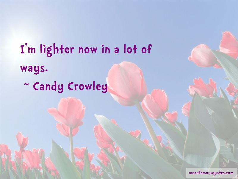 Candy Crowley Quotes Pictures 4