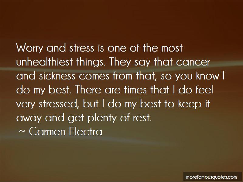 Carmen Electra Quotes Pictures 2