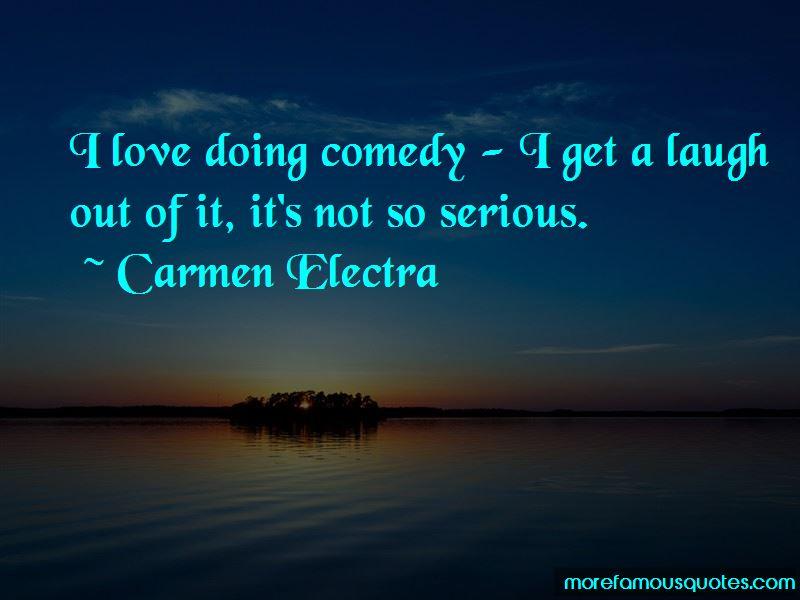 Carmen Electra Quotes Pictures 3