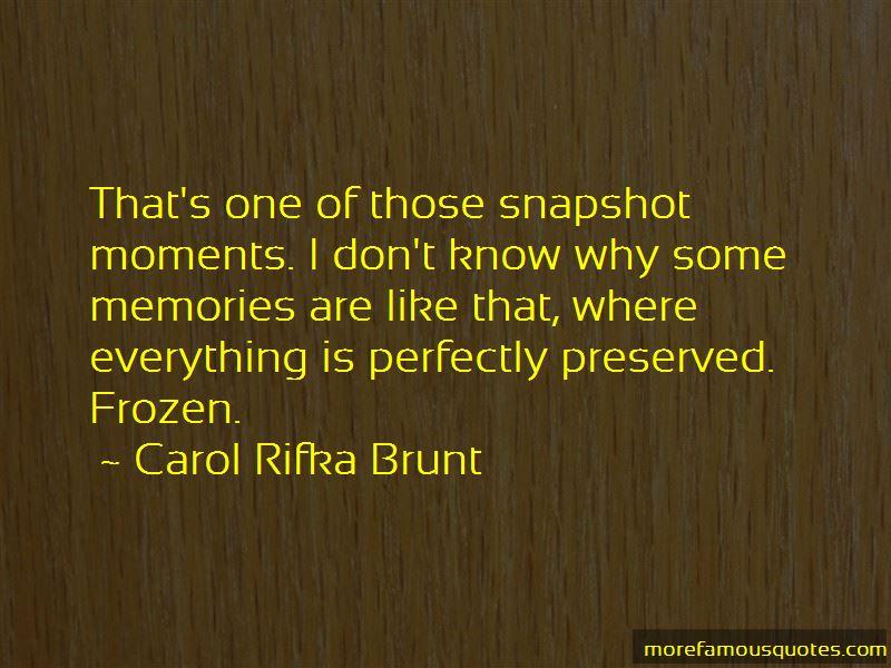 Carol Rifka Brunt Quotes Pictures 3