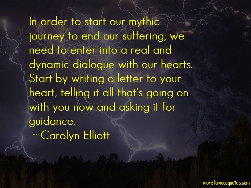 Carolyn Elliott Quotes Pictures 3
