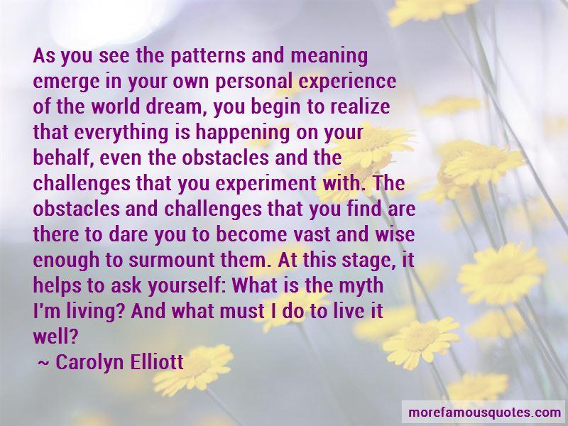 Carolyn Elliott Quotes Pictures 4