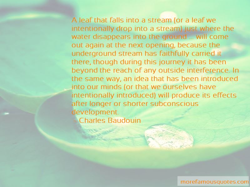 Charles Baudouin Quotes Pictures 3