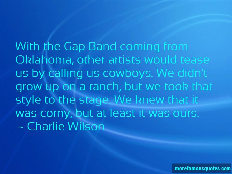 Charlie Wilson Quotes Pictures 4