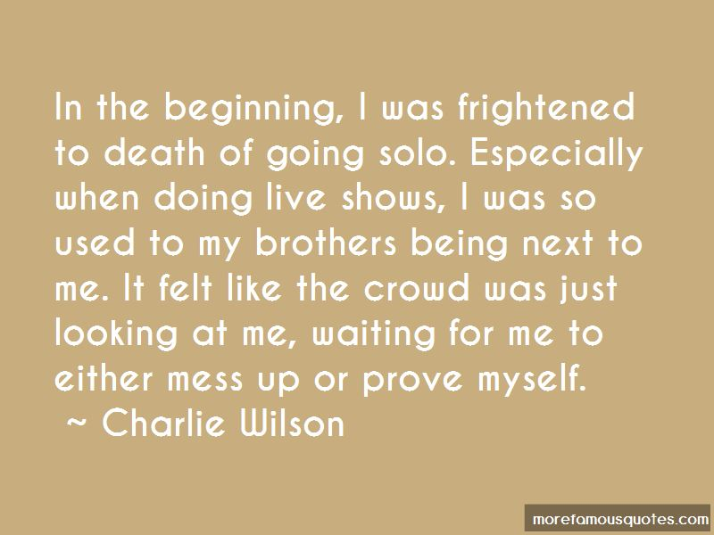 Charlie Wilson Quotes