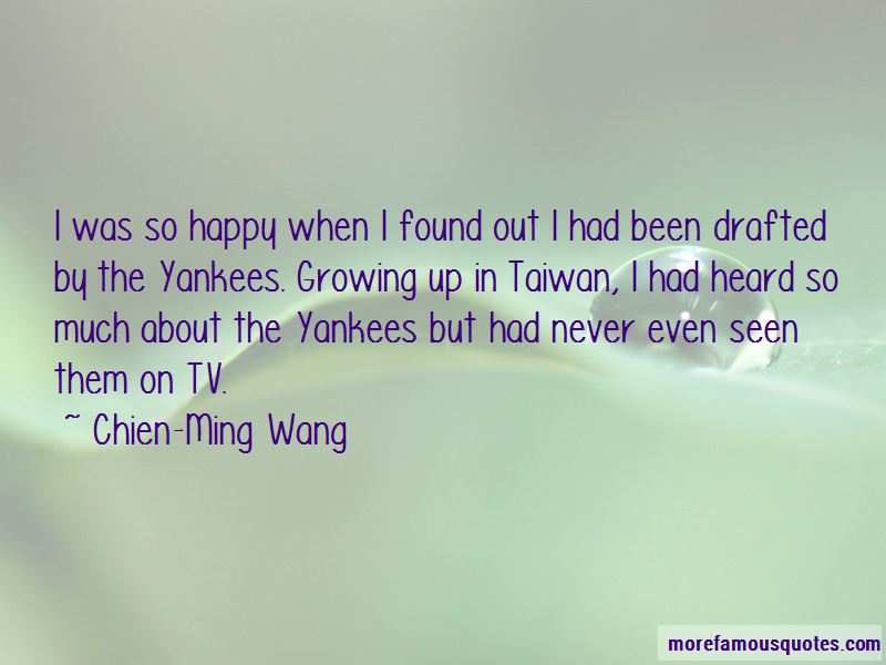 Chien-Ming Wang Quotes Pictures 2