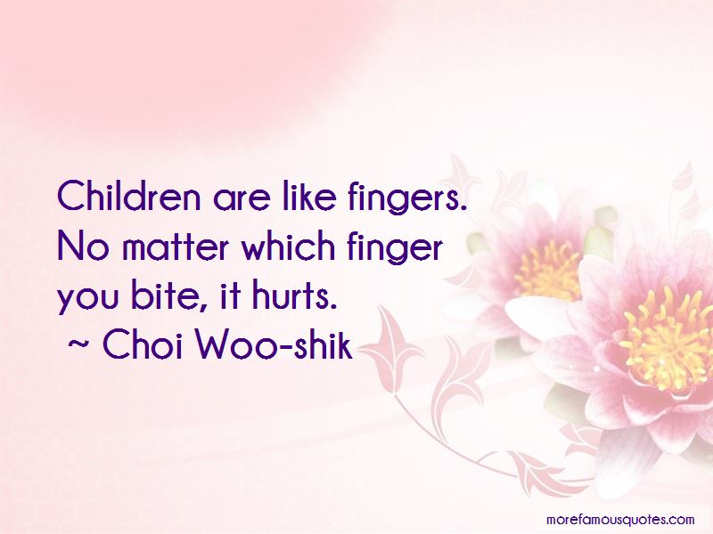 Choi Woo-shik Quotes