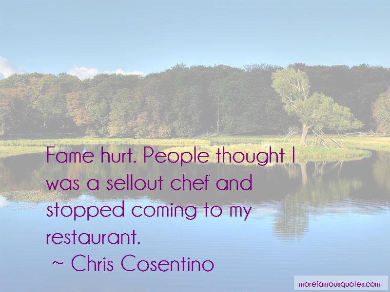 Chris Cosentino Quotes Pictures 2