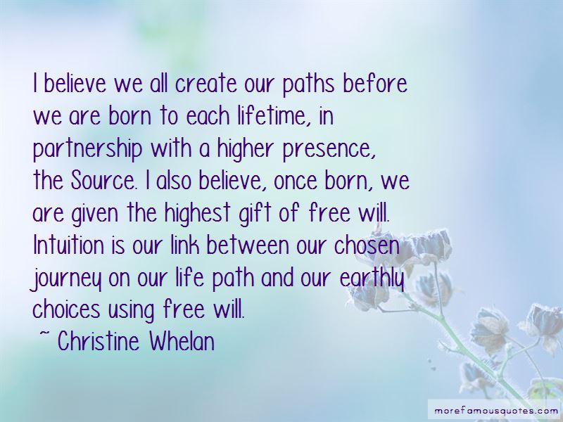 Christine Whelan Quotes