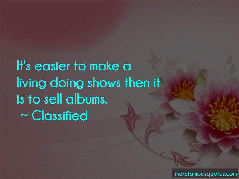 Classified Quotes Pictures 3