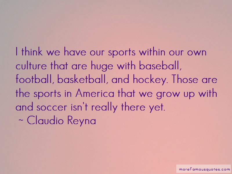 Claudio Reyna Quotes Pictures 2