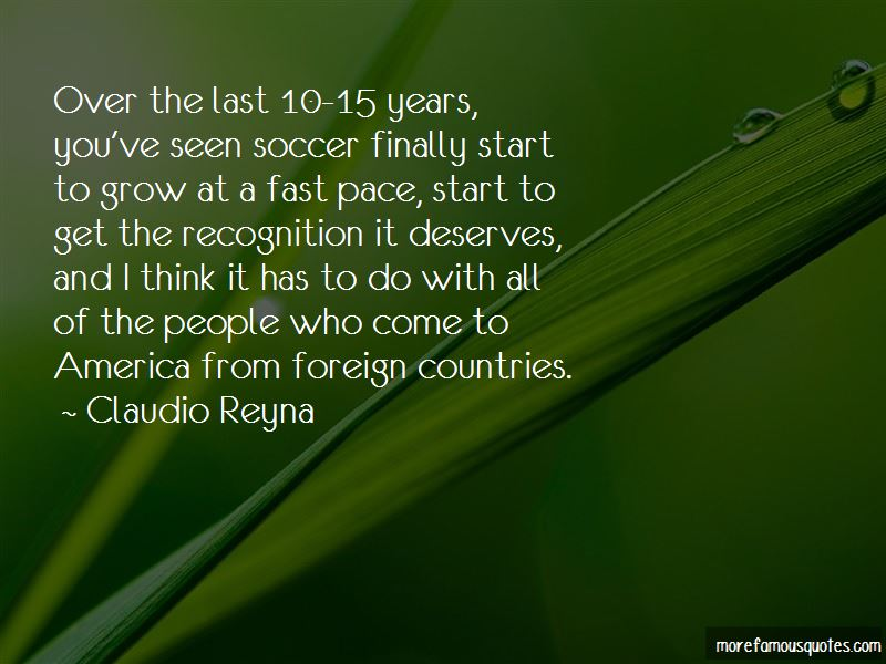 Claudio Reyna Quotes Pictures 4