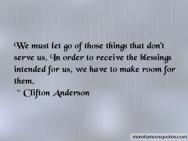 Clifton Anderson Quotes Pictures 4