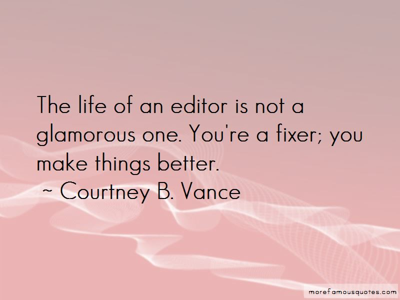 Courtney B. Vance Quotes Pictures 2