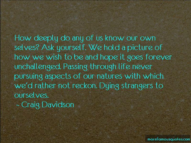 Craig Davidson Quotes Pictures 2