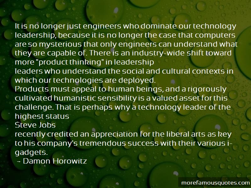 Damon Horowitz Quotes Pictures 3