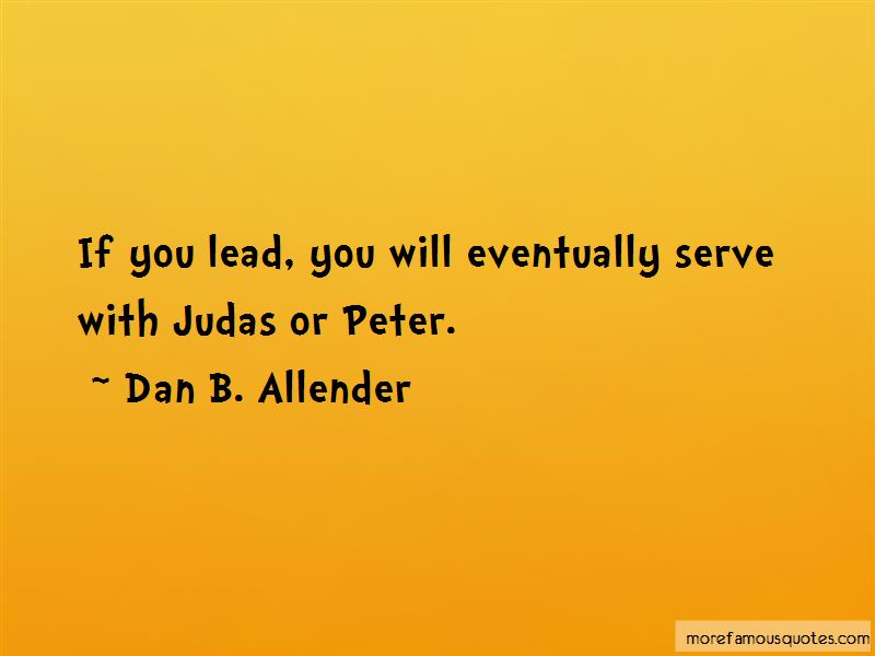 Dan B. Allender Quotes Pictures 2