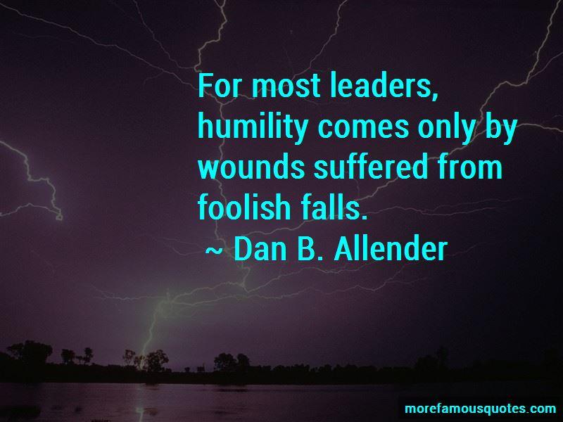 Dan B. Allender Quotes Pictures 3