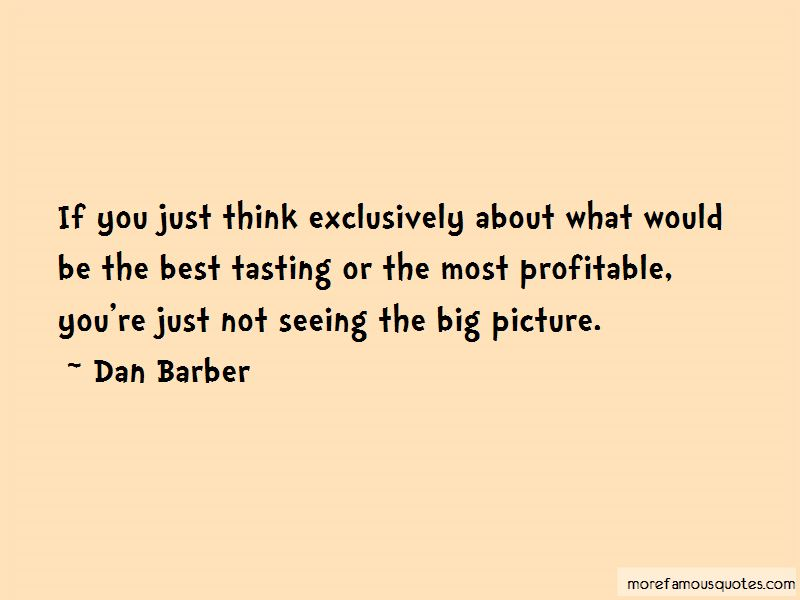 Dan Barber Quotes Pictures 2