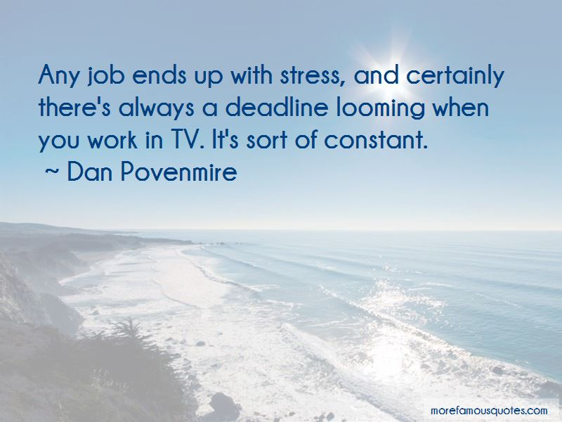 Dan Povenmire Quotes Pictures 2