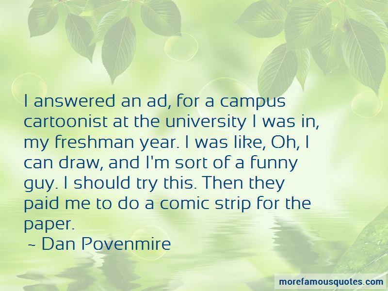 Dan Povenmire Quotes