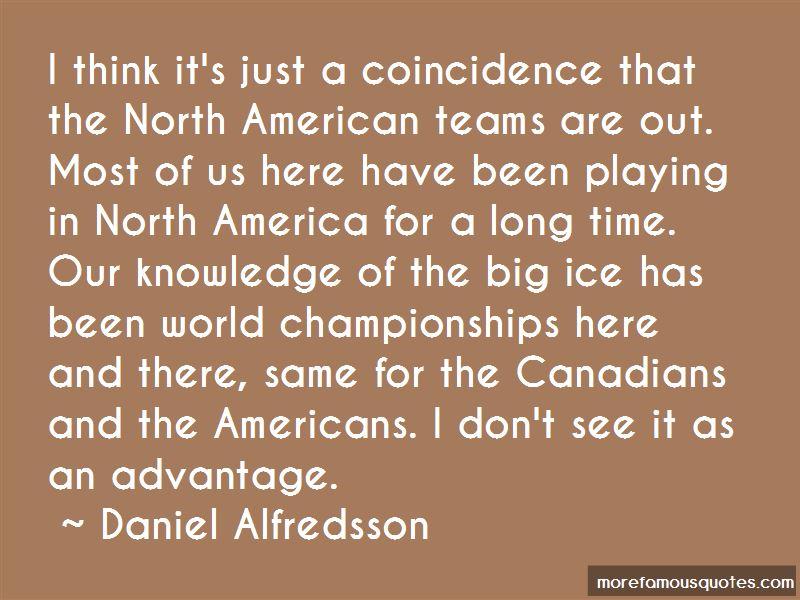 Daniel Alfredsson Quotes Pictures 2