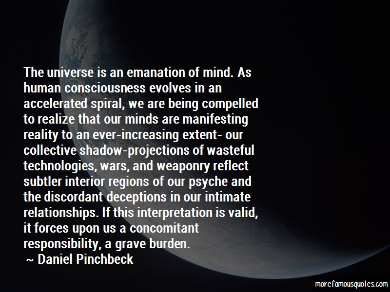Daniel Pinchbeck Quotes Pictures 2