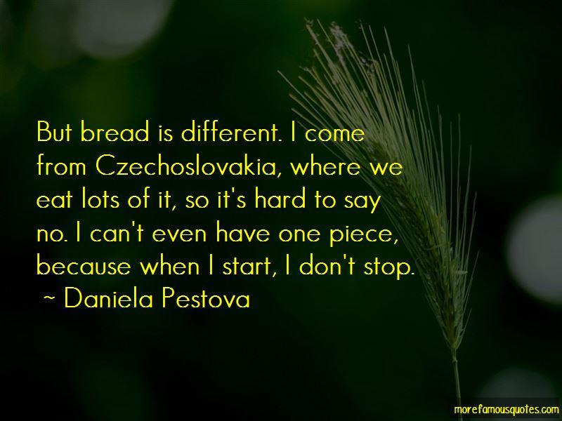 Daniela Pestova Quotes Pictures 2