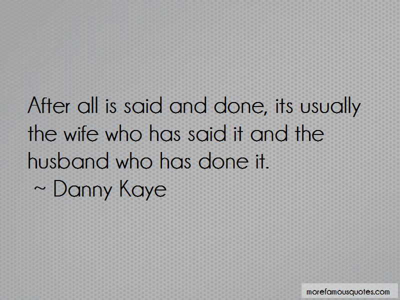 Danny Kaye Quotes Pictures 4