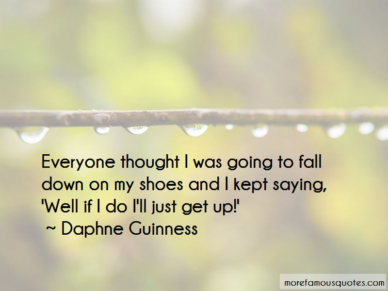 Daphne Guinness Quotes