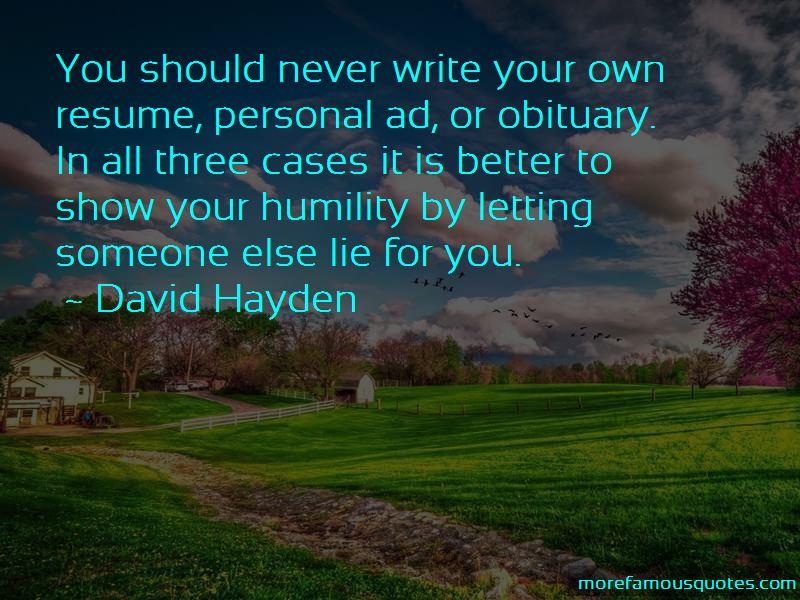 David Hayden Quotes Pictures 2