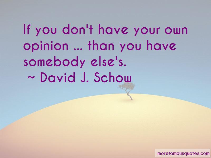 David J. Schow Quotes Pictures 2