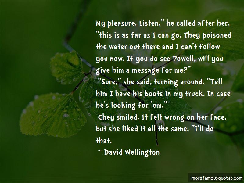 David Wellington Quotes Pictures 4