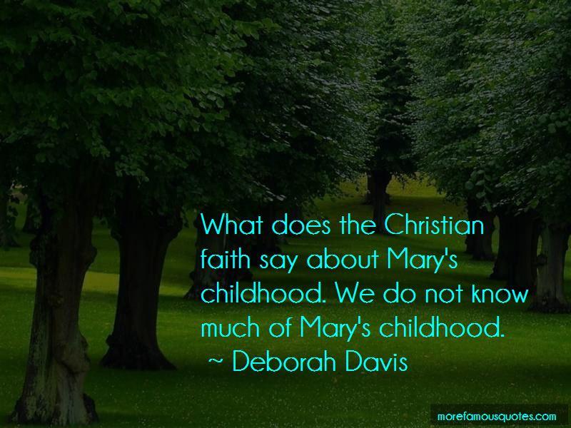 Deborah Davis Quotes Pictures 2
