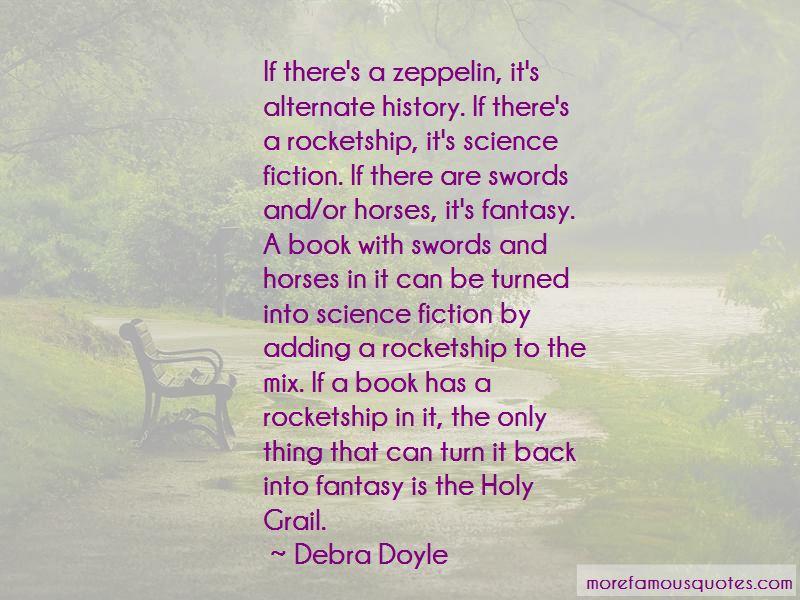 Debra Doyle Quotes Pictures 3