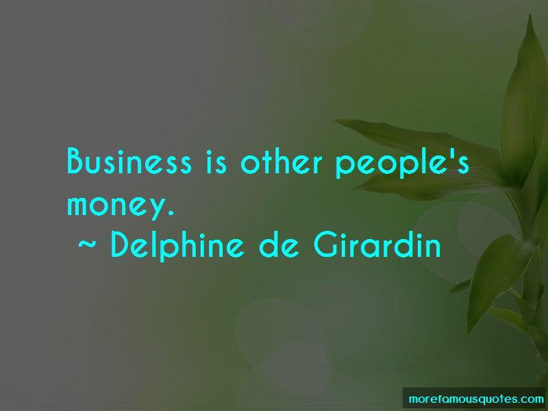 Delphine De Girardin Quotes Pictures 4