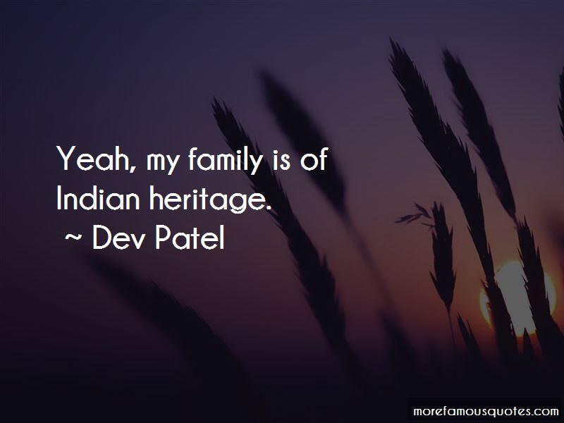 Dev Patel Quotes Pictures 2
