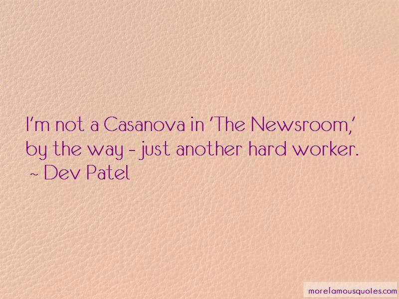Dev Patel Quotes Pictures 3