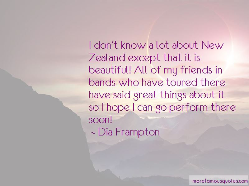Dia Frampton Quotes