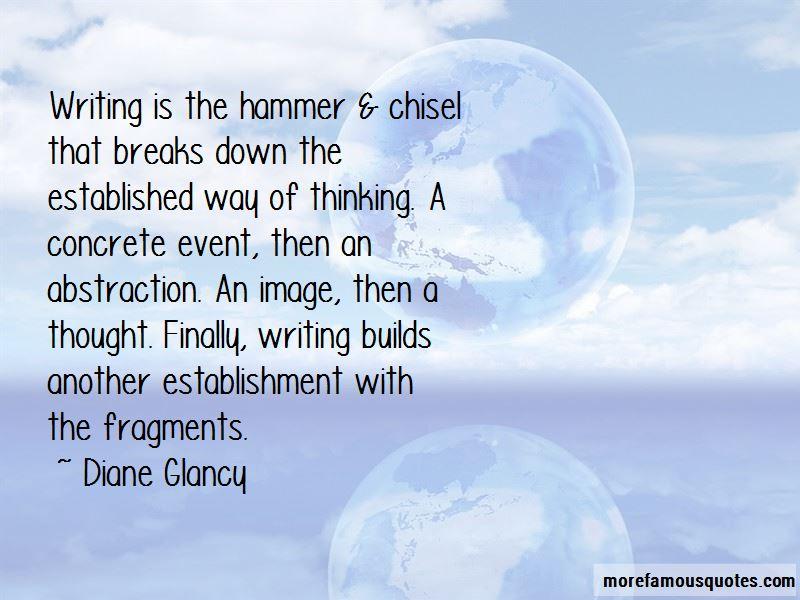 Diane Glancy Quotes
