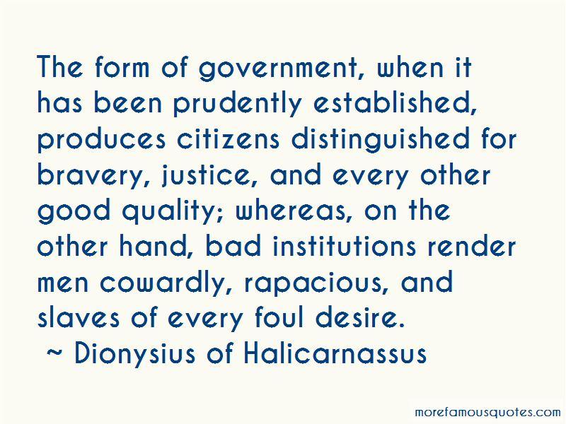Dionysius Of Halicarnassus Quotes Pictures 2