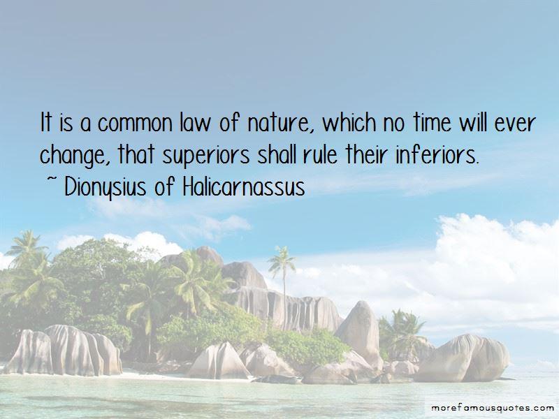Dionysius Of Halicarnassus Quotes Pictures 4