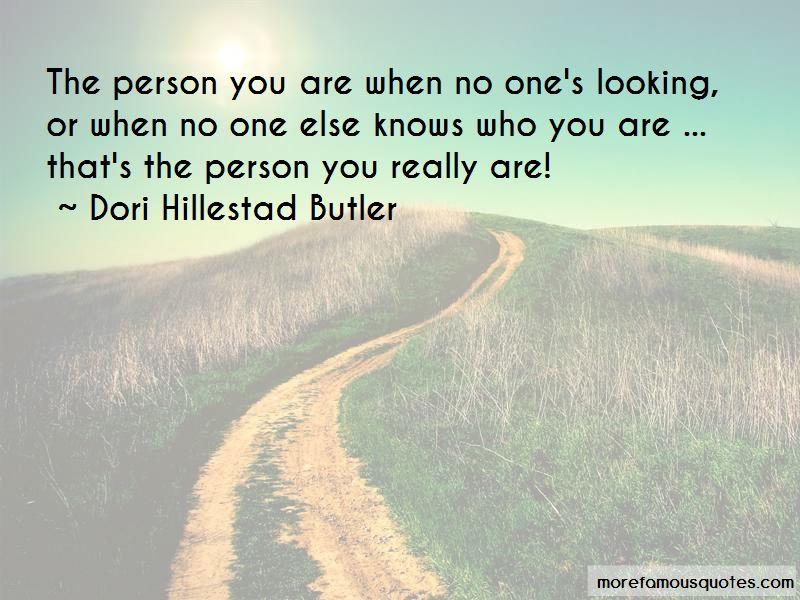 Dori Hillestad Butler Quotes Pictures 2