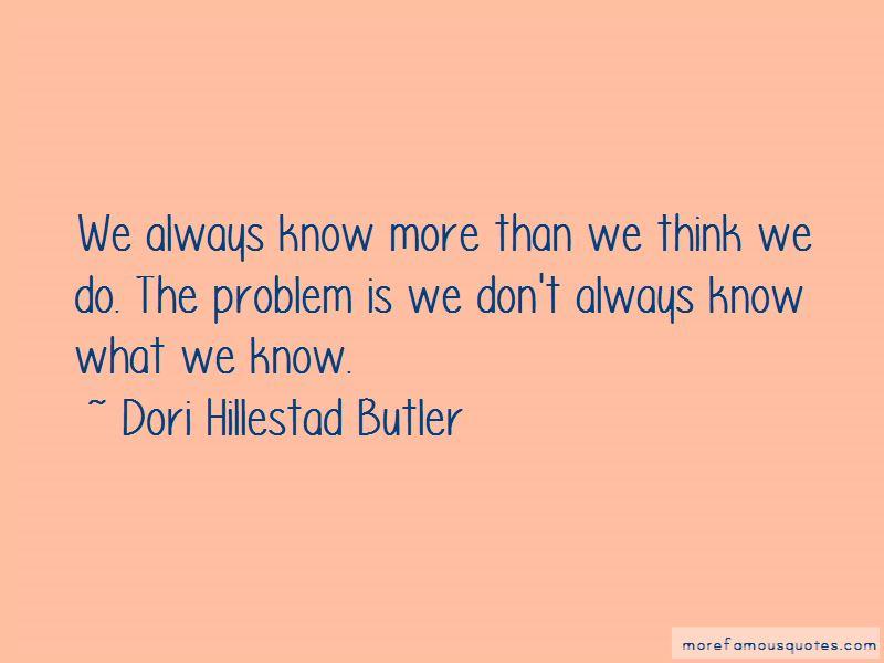 Dori Hillestad Butler Quotes Pictures 4