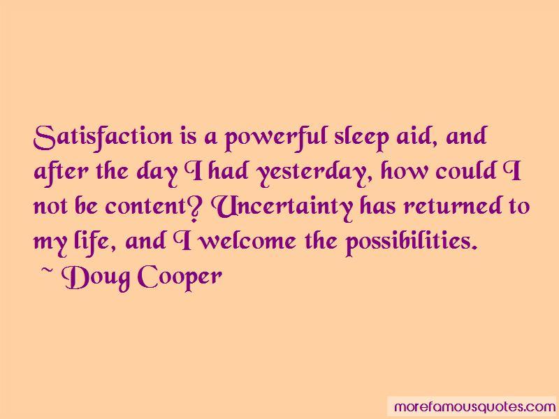 Doug Cooper Quotes Pictures 3