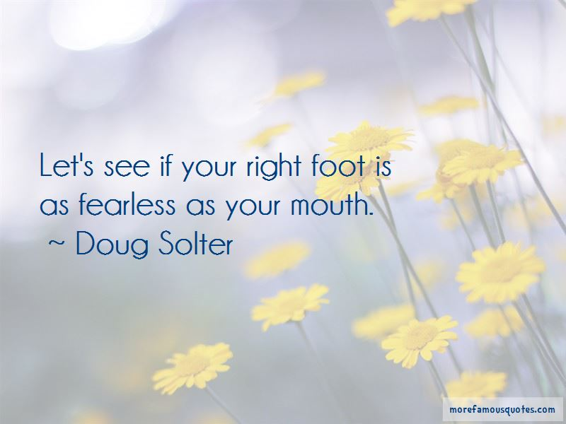 Doug Solter Quotes Pictures 3