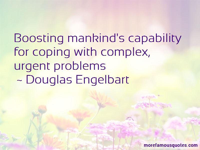 Douglas Engelbart Quotes Pictures 2