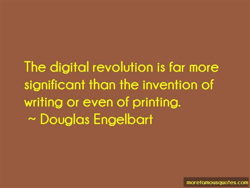 Douglas Engelbart Quotes Pictures 3