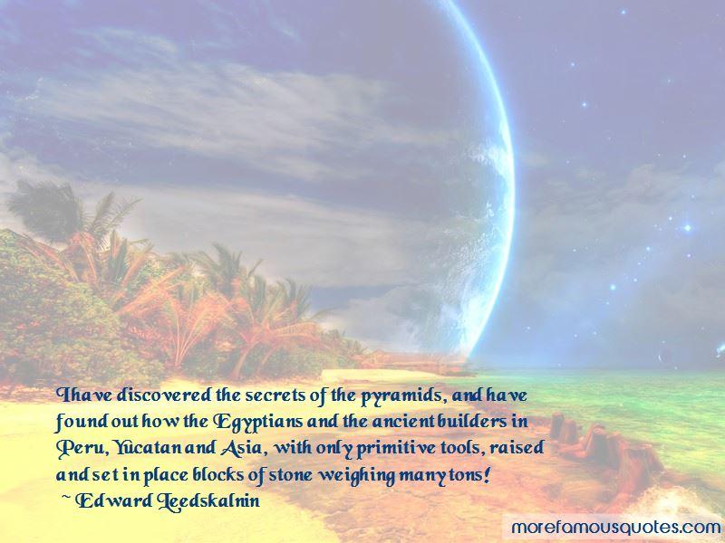 Edward Leedskalnin Quotes Pictures 3