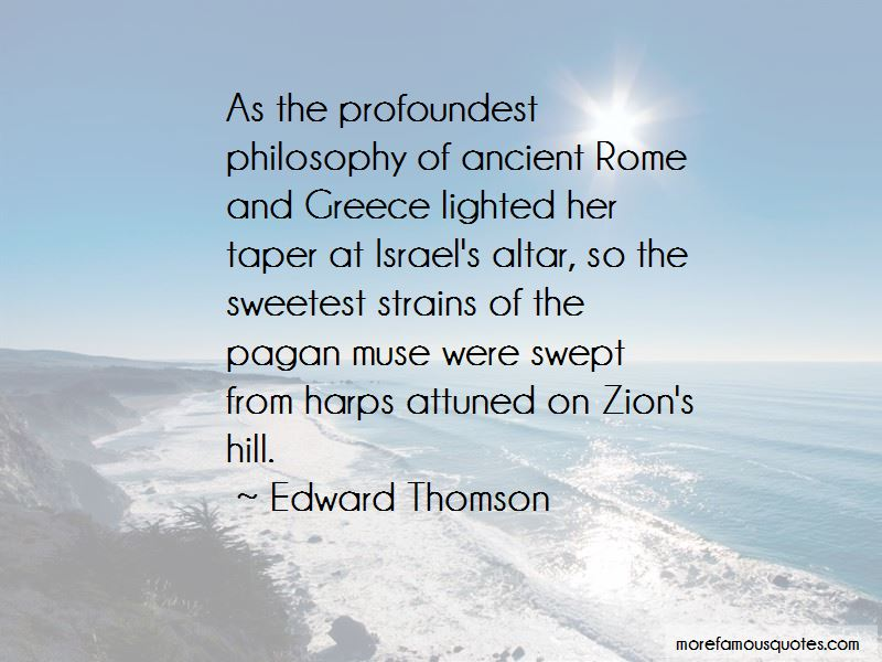Edward Thomson Quotes Pictures 2